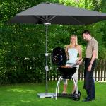 Barbecue Parasol Grillmeister - Tuinmeubelen.nl