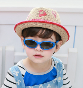 Idol Eyes baby kinder zonnebril BabyWrapz - KidsPlaza