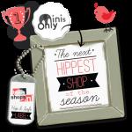 Minis Only - 1e plaats Next Hippest Shop award