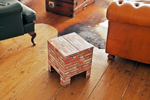 Dutch Design Chair Brick lifestyle - Dutch Design Brand