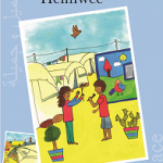 Boek Jamil en Jamila deel 2 - heimwee - voorkant