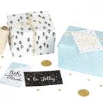 Inpakpapier set Kerst - kerstcollectie Dreamkey Design