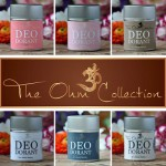 The Ohm Collection Deodorant hele lijn - Yaviva