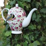 Nestkastje koffiepot voor vogels - Outside Wishes