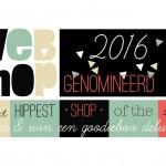Webshopverkiezing - The Next Hippest Shop 2016 - hippeshops.nl