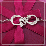Mama's Infinity Love sieraden - Kaya Sieraden