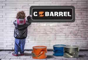 C-Barrel - oliedrum - Tuinmeubelen.nl