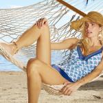 Cabana Life - UPF 50+ Coastal Crush - Tankini Top - UV-Fashions