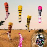 Hockeysokken Out of Africa - ColorMeSocks