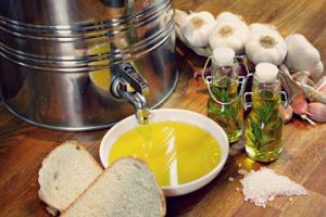 kroatische olijfolie van de tap - o-lijf.com
