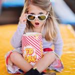 Babiators Polarized gepolariseerde baby kinder zonnebril Wicked White - Kidsplaza.nl