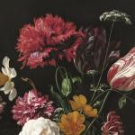 Nieuwe collectie fotobehang Golden Age Flowers - KEK Amsterdam