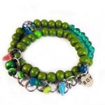 Armband Groen - B.O.Y.