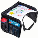 Auto speeltafeltje met magnetisch whiteboard - Snack Play Travel Tray - Kidsplaza.nl