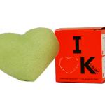 I love K - Konjac spons van Indemne - SoloBioMooi