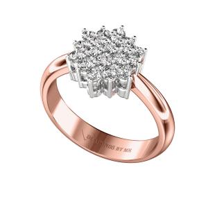 Ring Bente - sieraden van DiamondsByMe