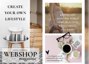 Editie Lifestyle WEBSHOP Magazine