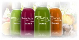 Slow juice pakketten - 100% biologisch, puur en vers - Vitadis