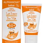 Alphanova Sun bebe melk 50 + BIO - SoloBioMooi.nl