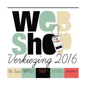 Webshopverkiezing 2016 - The Next Hippest Shop - hippeshops.nl