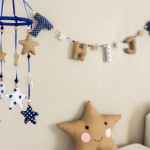 kinderkamer naturel donkerblauw - www.kiddycolors.com