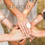 Boho Cosmetics Vegan Nagellak - Solar Gold 58 - yaviva.nl