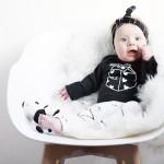 Baby t-shirt Milk - mamakaart.nl