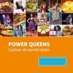 Boek Power Queens, Culinair de wereld delen - cover boek - prachtboeken.nl