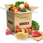 Gevulde Paleo Box Vitameals - vitameals.nl