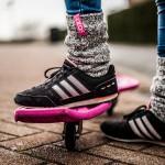 Kinder sokken SOXS roze