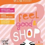Beleef de shoppingmadness op Feel good & Shop Event