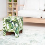 Dutch Design Chair Green Leaves - dutchdesignbrand