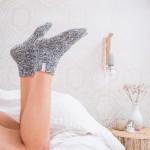 Dames sokken summer roze - korte SOXS - soxs.co