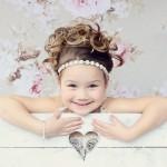 Haarkrans of haarband White Pearls bruidsmeisje - kayasieraden.nl