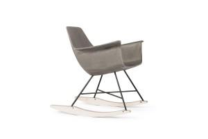 Hauteville Lyon Béton - Rocking Chair - stashomedeco