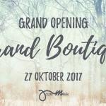 Jozemiek opent Brand Boutique in Geleen