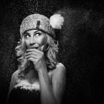 Beanie lichtgrijs - damesmuts soxs.co