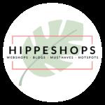 Logo hippeshops.nl