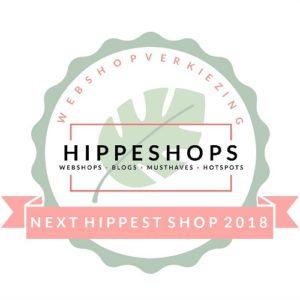 Next Hippest Shop 2018 Webshopverkiezing - hippeshops.nl