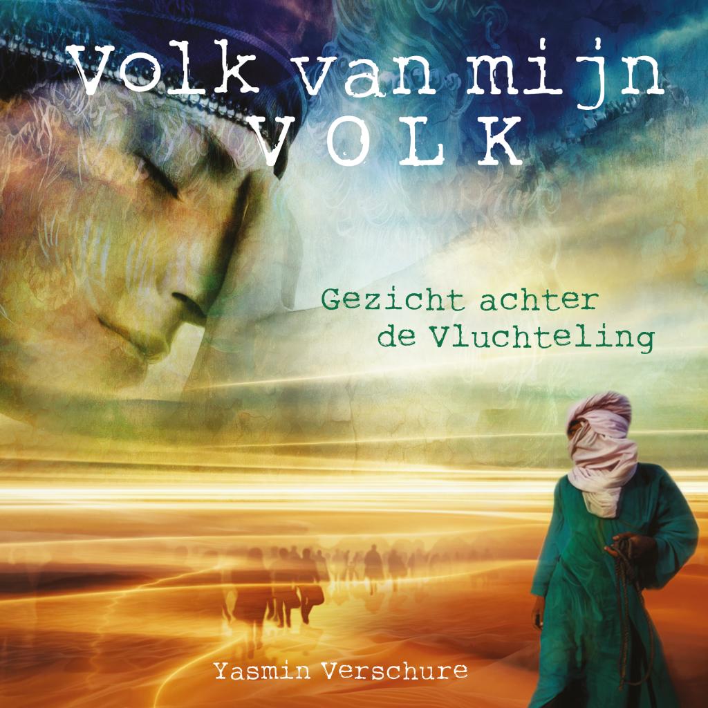 Boek Volk van mijn VOLK - cover - prachtboeken.nl