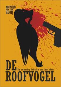 Het boek De Roofvogel van Martijn van der Kooij - prachtboeken.nl