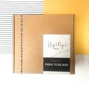 Hip&Mama box lanceert unieke box met cadeaus voor papa's (to be) - hipenmamabox.nl