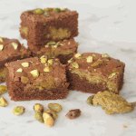Brownies en blondies van Mrs Janet Brownerie