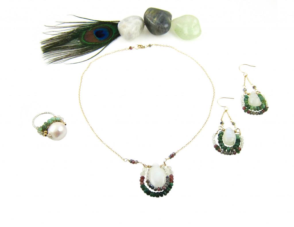 voorjaarscollectie intujewelry.nl