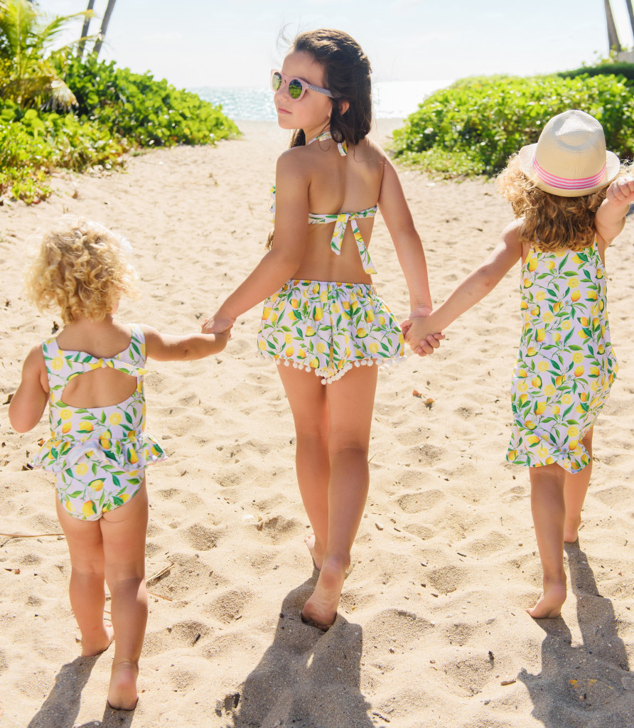 Lemon collection Snapper Rock - uv-fashions.nl
