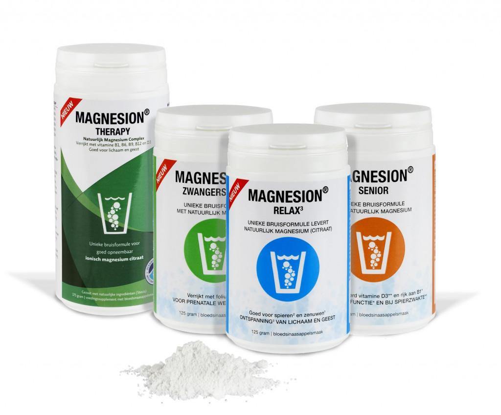 Mineraaldrank Magnesion® - vedax.nl