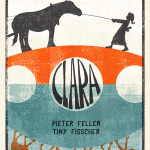 Boek: Clara - reis mee terug naar 1911 - cover