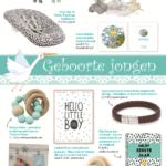 Shopping Specials Pers-Wereld.nl - Geboorte Jongen