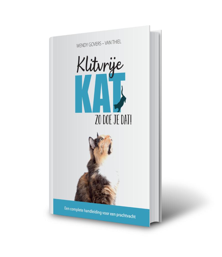 Cover boek Klitvrije kat, zo doe je dat! - cats-only.nl