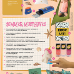 Shopping Specials Pers-Wereld.nl Summer Musthaves